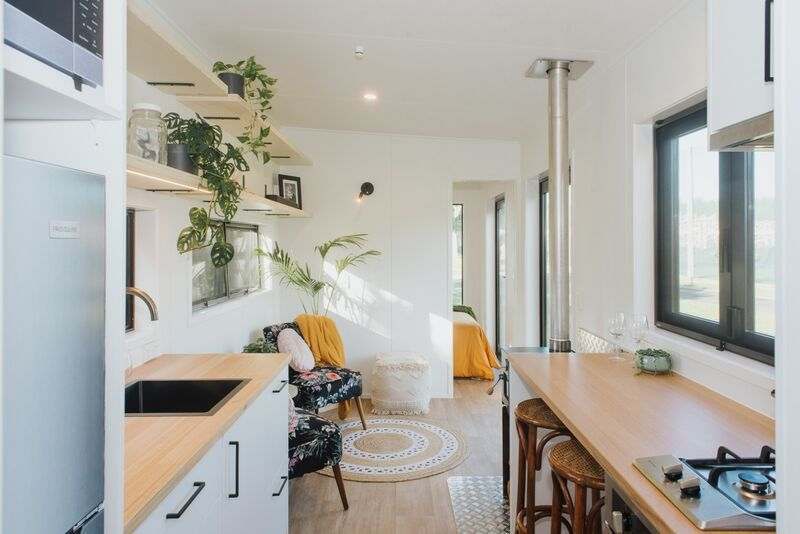 Single-Tiered Tiny Homes