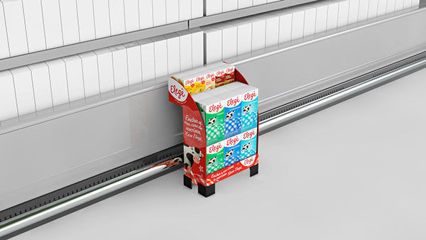 Conical Retail Displays