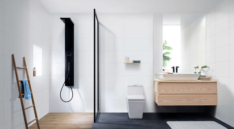 Simple Elevated Bathroom Collections