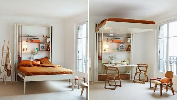 Elevating Bed Frames Elevator Bed