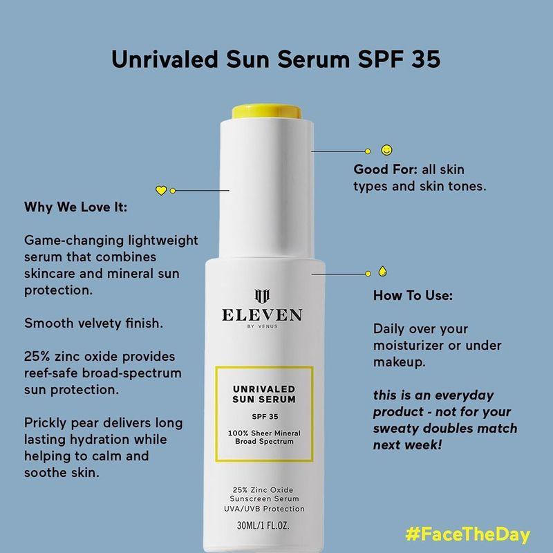 Sun Care Serums