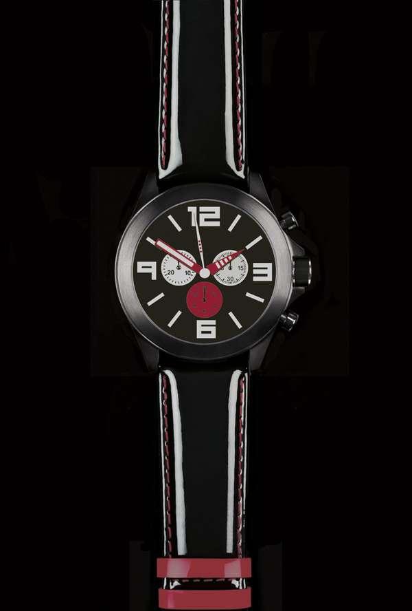 Vibrantly Versatile Timepieces