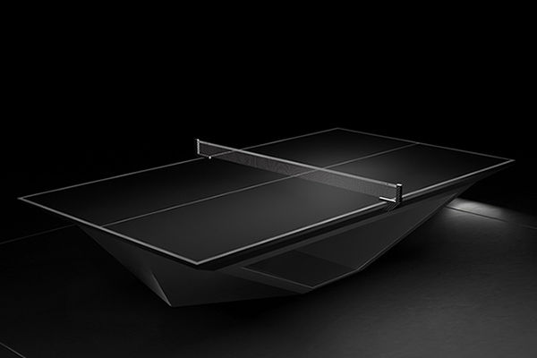 $70000 Ping Pong Sets & $70000 Ping Pong Sets : Eleven Ravens Stealth Table