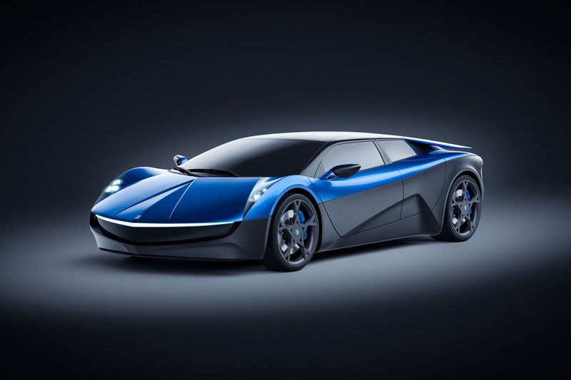 All-Electric Supercars