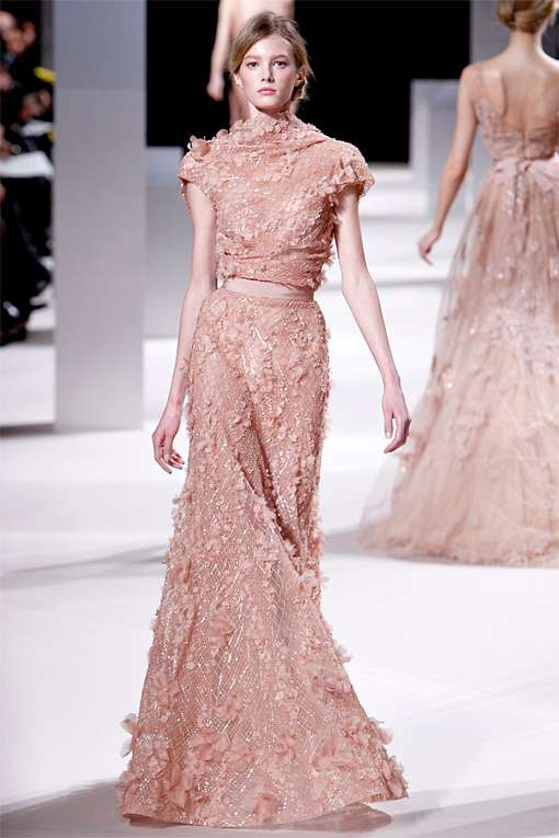 Exquisitely Embellished Evening Wear