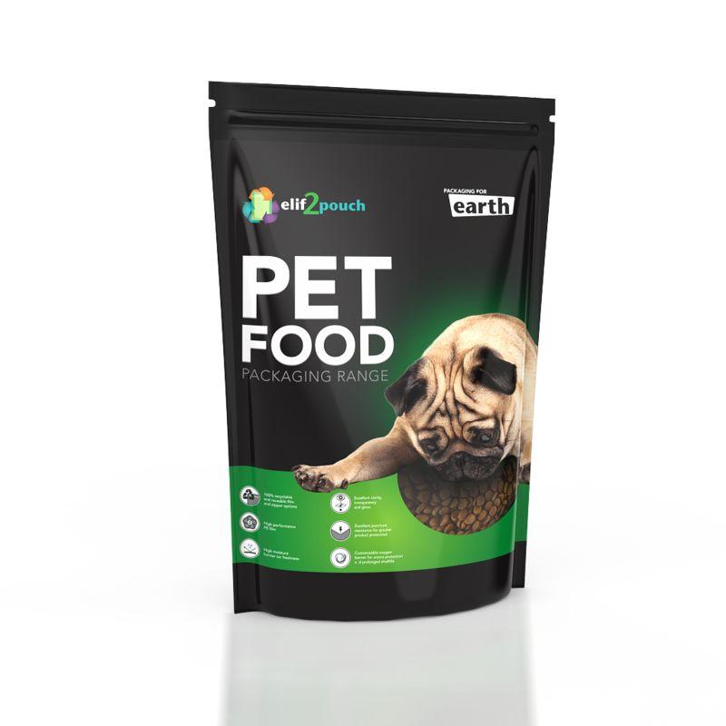 Revamped Eco Pet Packaging
