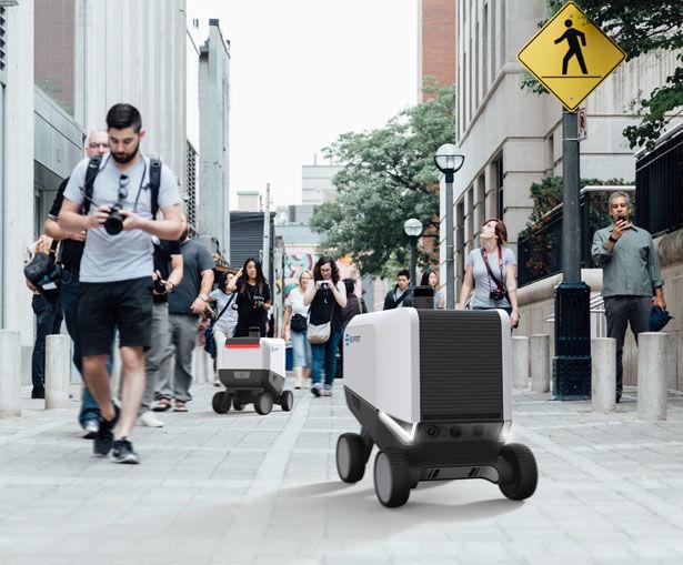 Urban Delivery Robots