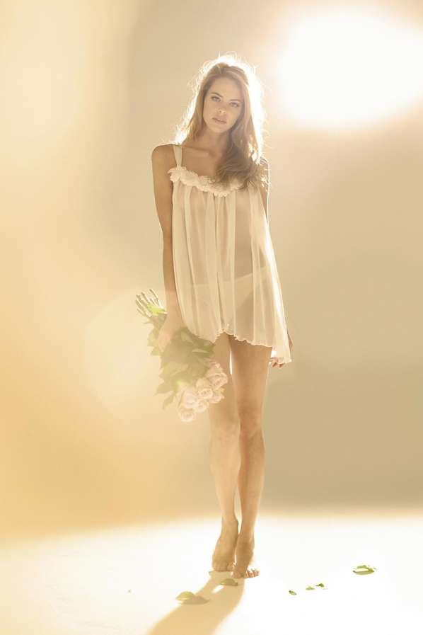 Ethereal Wedding Lingerie
