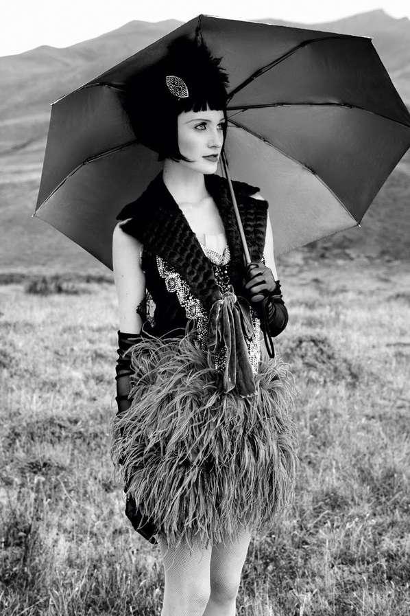Ferocious Flapper Fashion