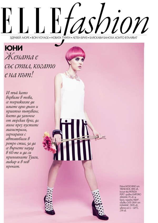 Femininely Clownish Fashions