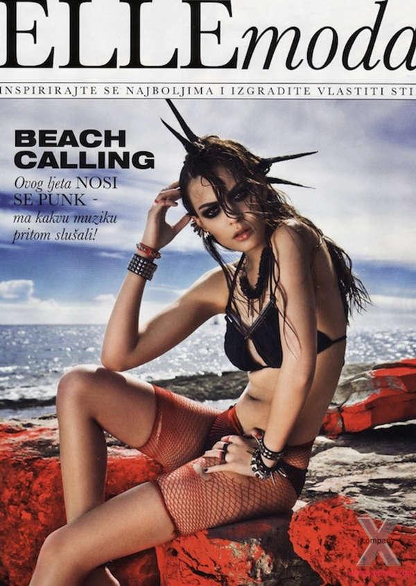 Punk Beach Style