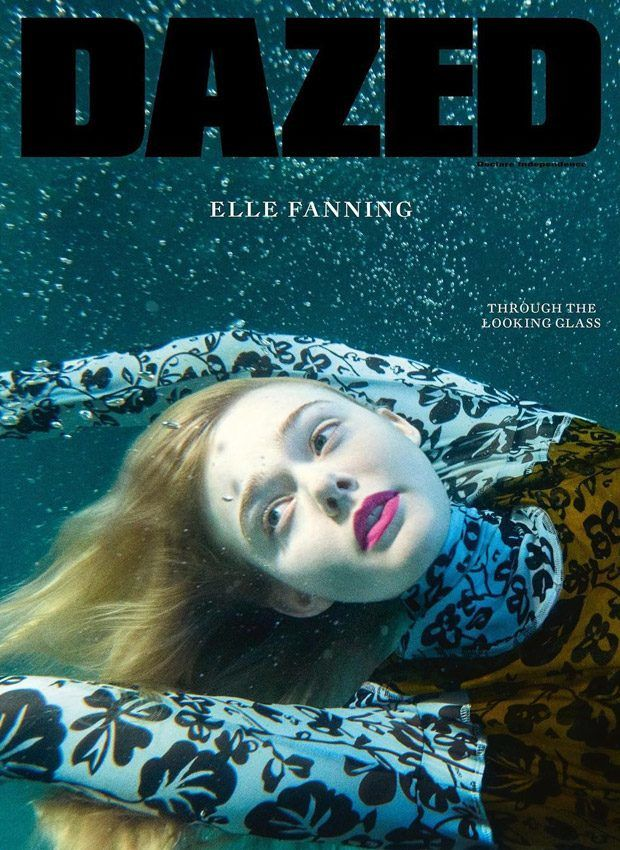 Submerged Starlet Photography