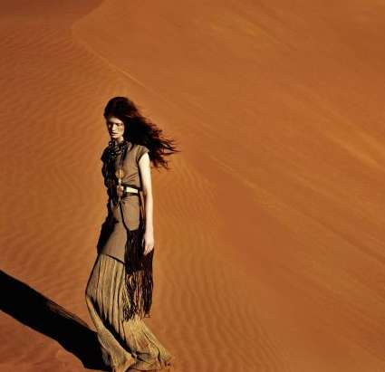 Lonesome Desert Editorials