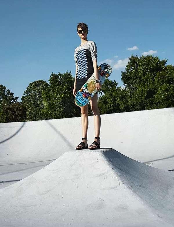 Skate Park Editorials