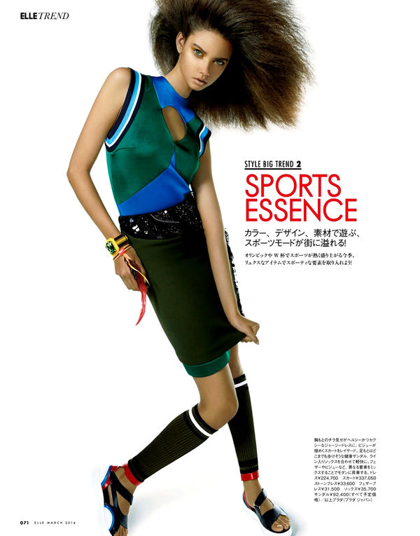 Fashion-Forecasting Editorials