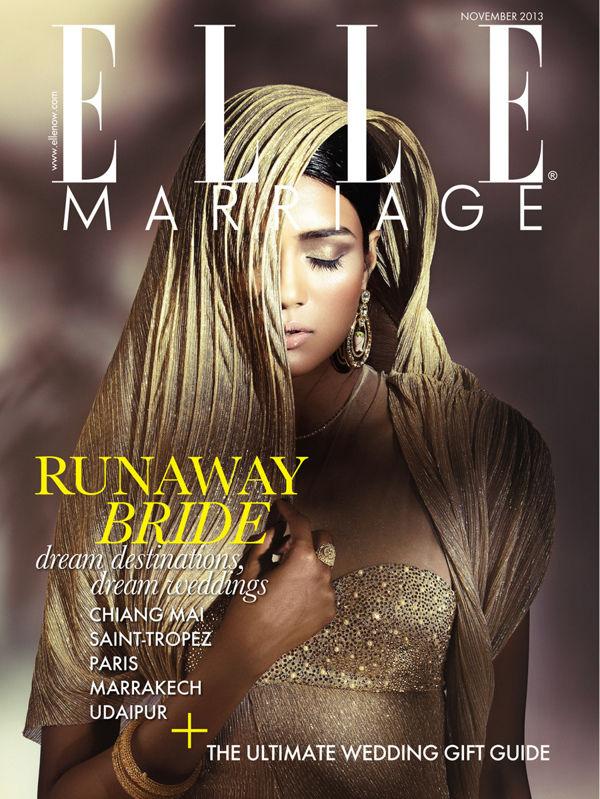 Exotic Sun-Kissed Bridal Editorials