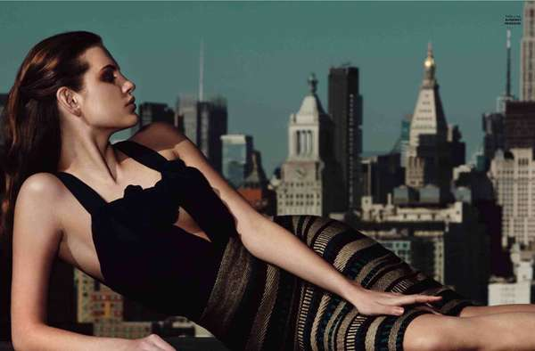 Elegant Urban Editorials