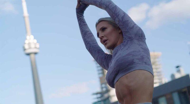 Digital Toronto-Based Women's Fitness