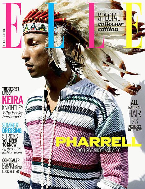 Controversial Headdresses Covers