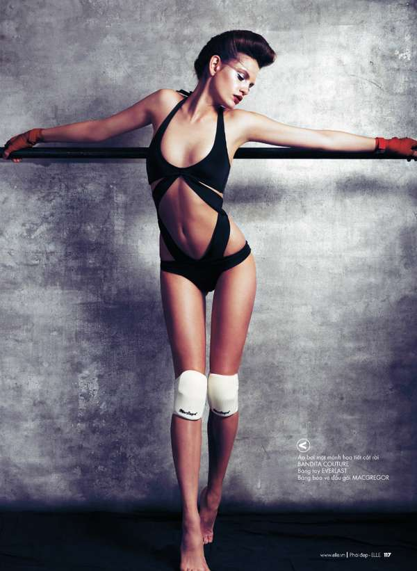 Olympic-Worthy Swimwear