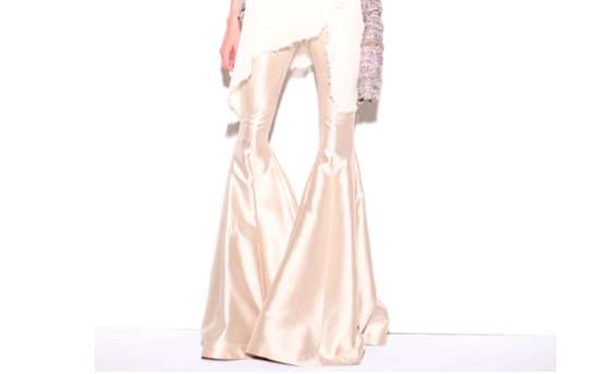 Golden Bell Bottoms