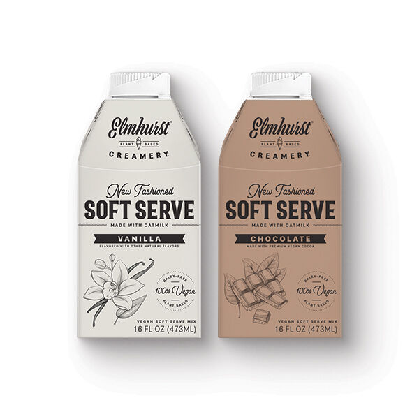 Plant-Based Soft Serve Mixes
