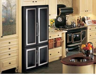 Moderntique kitchen appliances elmira stove works antique - Vintage kitchen features work modern kitchen ...