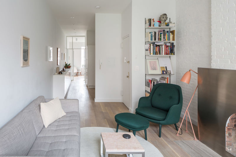 Light-Filled Elongated Homes
