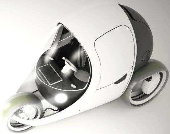 Futuristic ATVs