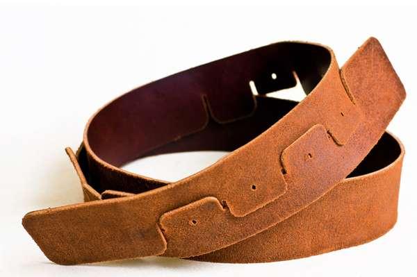 Buckless Belts