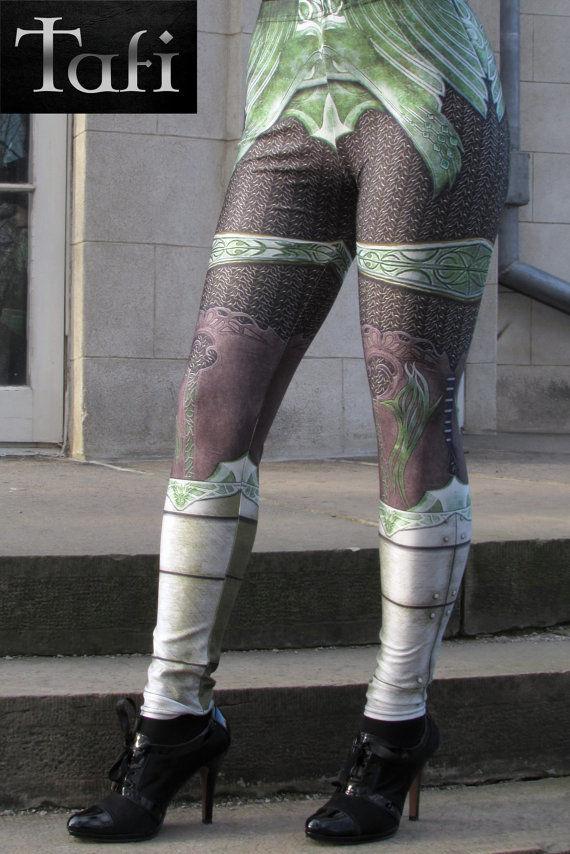 Elvish Armor Leggings