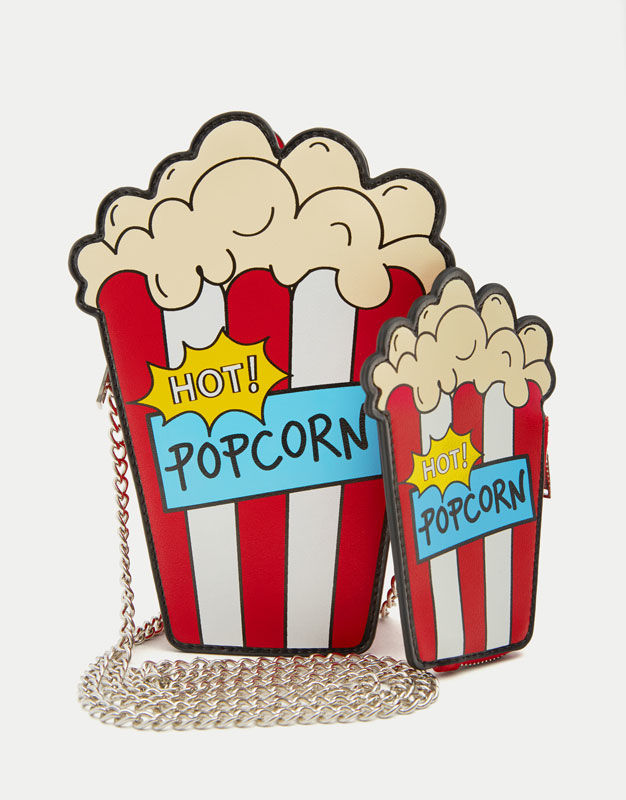 Theater Popcorn Handbags