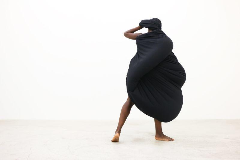 Sculptural Dance Exhibits