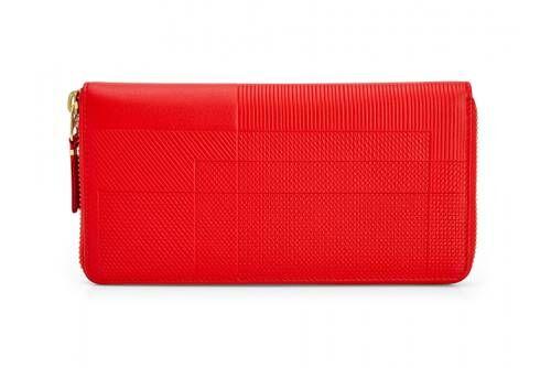 Embossed Luxury Sleek Wallets