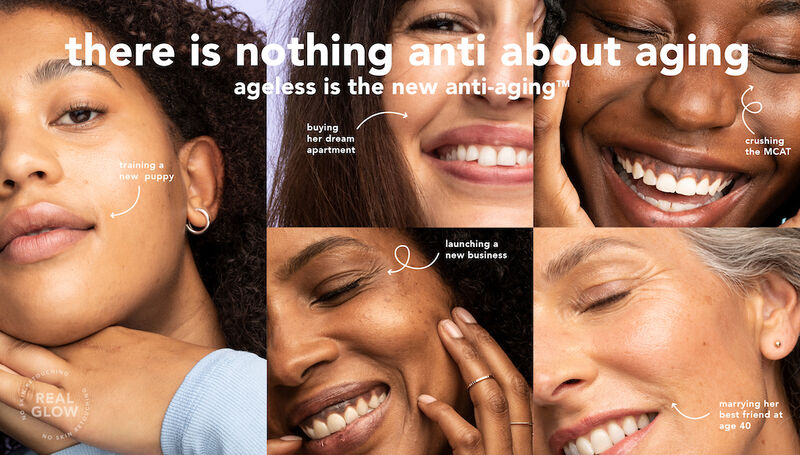 Ageless Millennial Campaigns