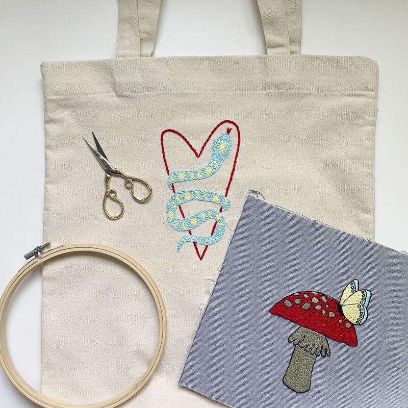 DIY Embroidery Kits