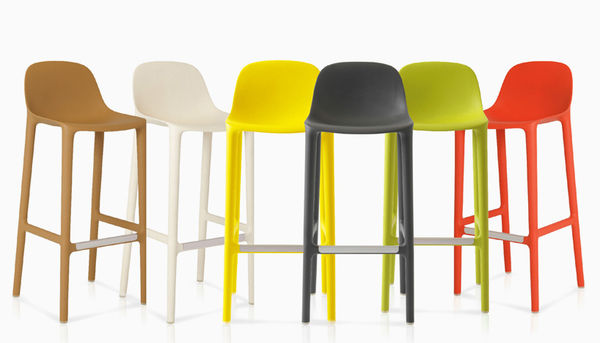 Industrial Waste-Made Stools