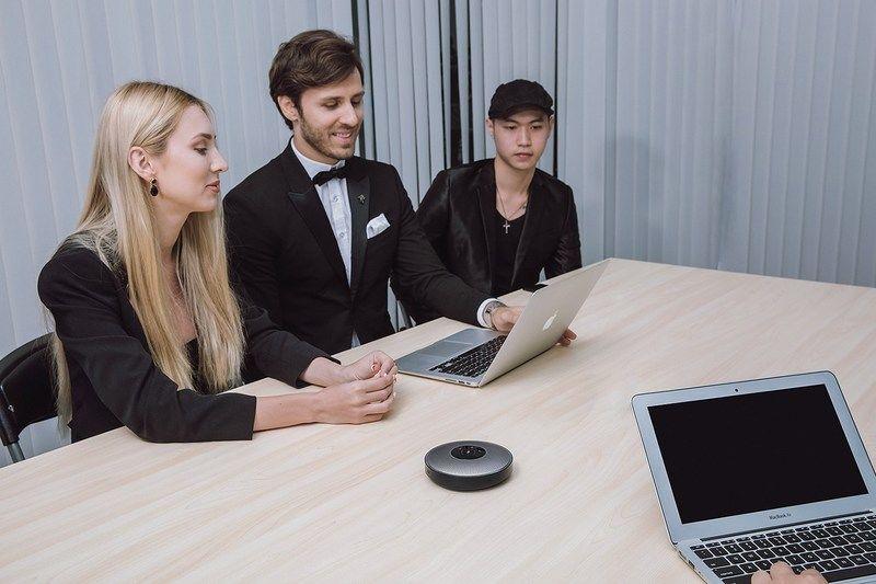 AI-Integrated Speakerphones