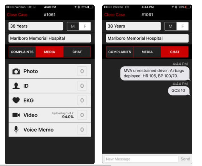 Streamlined Emergency Response Apps