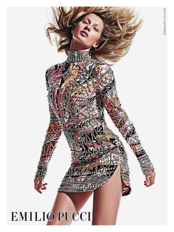 Hair-Flipping Fashion Ads