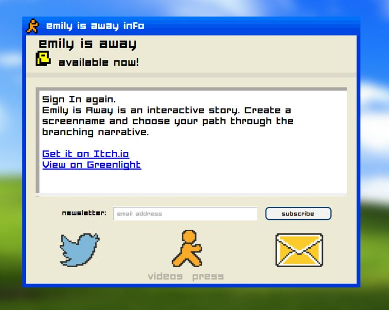 8-Bit Messenger Games