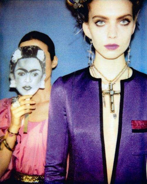 Hypnotic Fashion Editorials