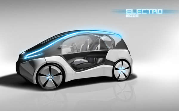 Cyclist-Centered Concept Cars