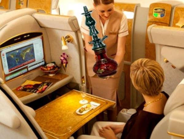 Airline Shisha Services