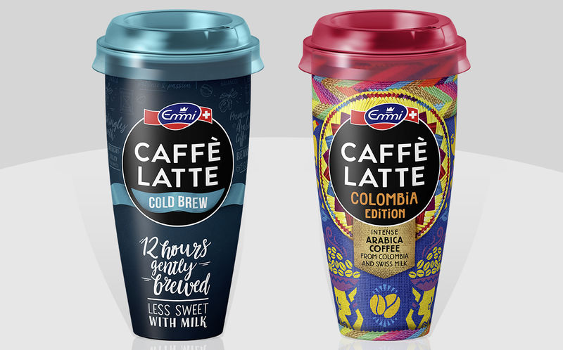 Single-Serve Prepackaged Coffees