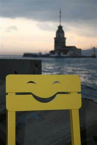 Happy Face Furniture