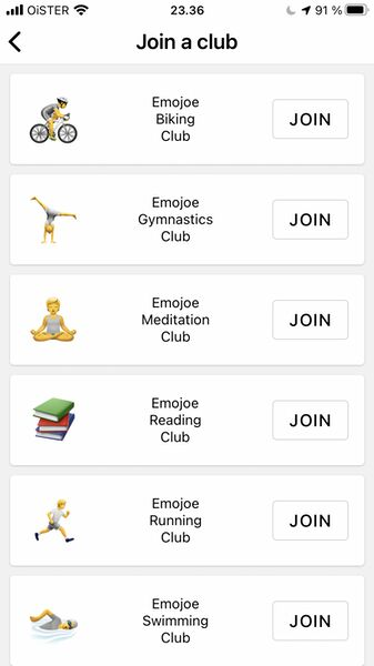 Healthy Habit Club Apps