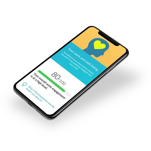 Work Well-Being Enhancement Apps