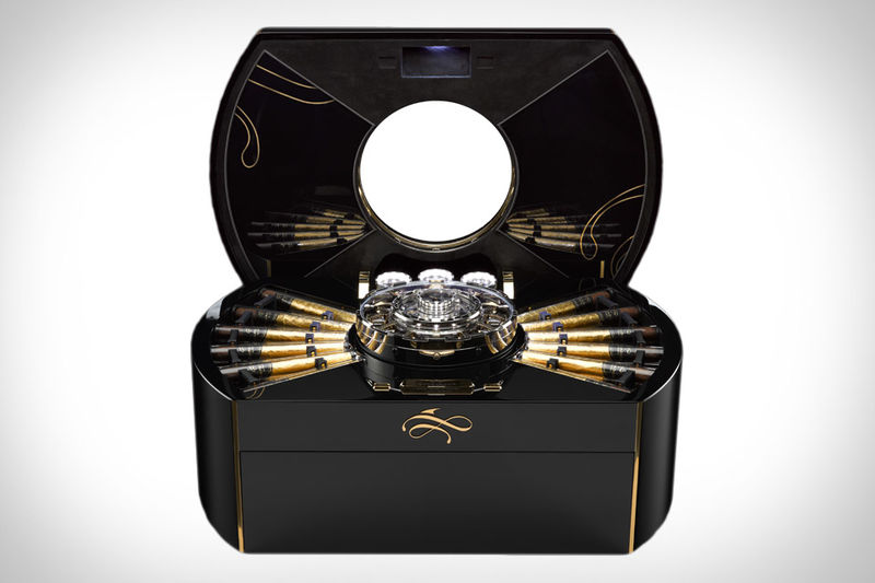 Million-Dollar Humidors