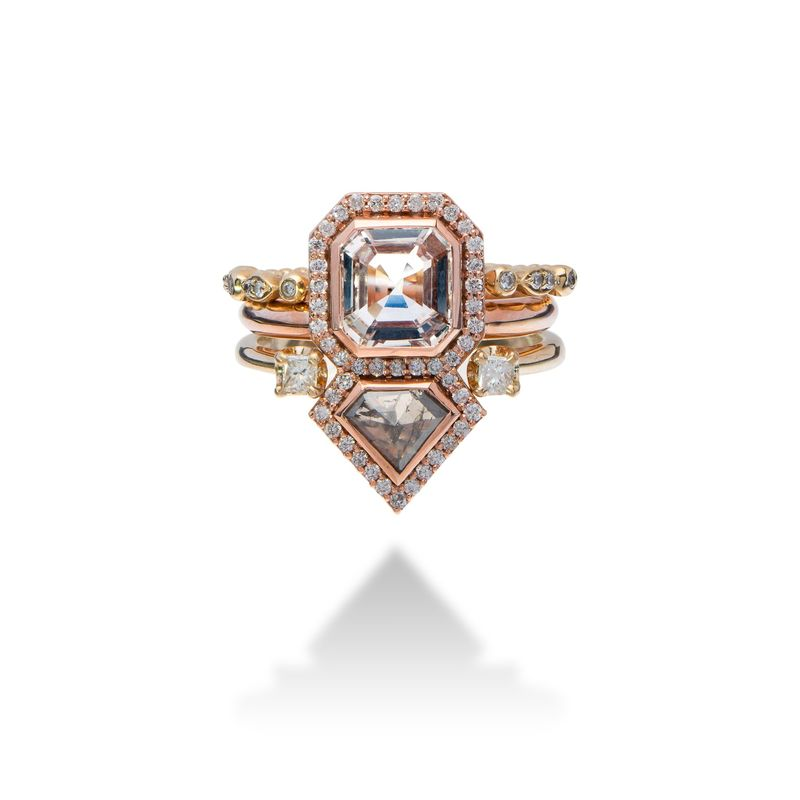 Elegantly Modern Jewelry Collections